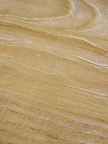 (Creekside 64 Bottle Pine Table Wine Rack (Golden Oak with Clear)