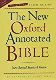 The New Oxford Annotated Bible, Augmented Third Edition, New Revised Standard Version, , 0195288785
