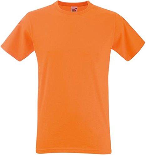 Manches Homme Orange Courtes shirt Absab T Ltd wq1vwCA