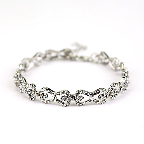 The Vampire Diaries Caroline Forbes family bracelet full of diamond jewelry street vendor supply