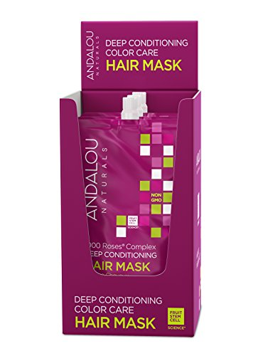 Andalou Naturals 1000 Roses Complex Color Care Deep Conditio