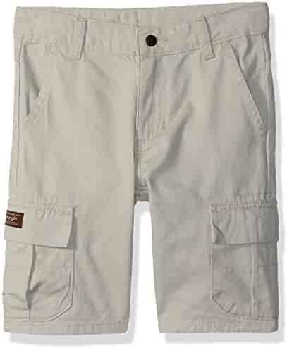 Wrangler Authentics Boys' Classic Cargo Short