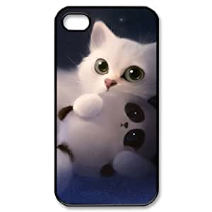 Diy Yourself ALICASE Diy Customized case cover Lovely Cat For 9Bob 5 5sPAXNDn iPhone 5 5s