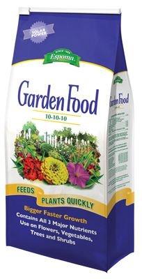 - Espoma GF1010106 Garden Food, 6.75-Pound, Brown/A