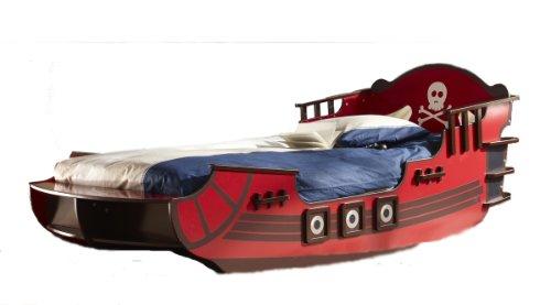 Kinderbett Piratenschiff