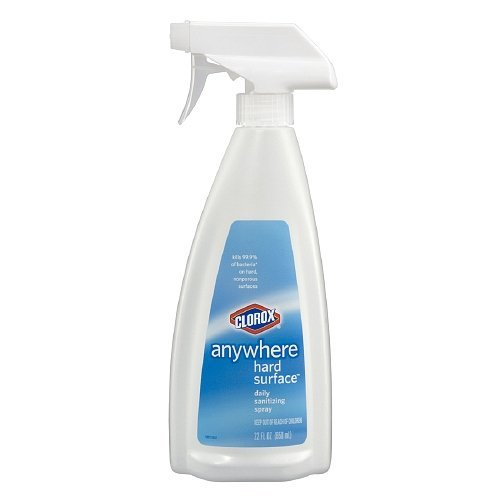 Clorox Hard Surface Anywhere Pack of 4
