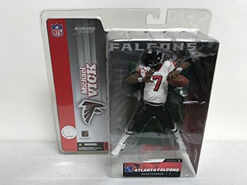 Michael Vick Atlanta Falcons NFL Action Figure McFarlane ...