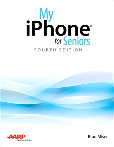 Price comparison product image My iPhone for Seniors (4th Edition)