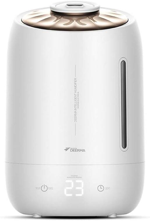 MJTCJY Xiaomi Ultrasonic 5L Air Humidifier Air Purifying