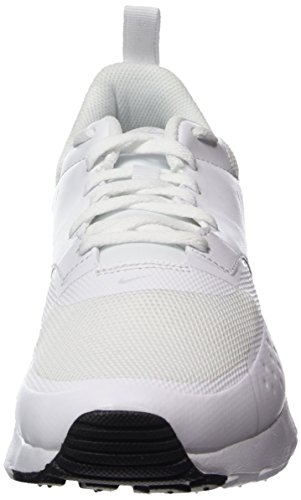 Sneakers Air Blanc White Platinum Vision Basses Gris White pure Homme Max NIKE qtOwS6