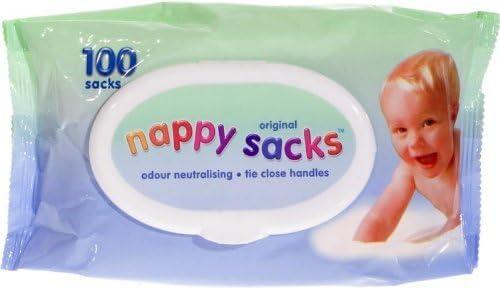NAPPY SACKS [Health and Beauty]