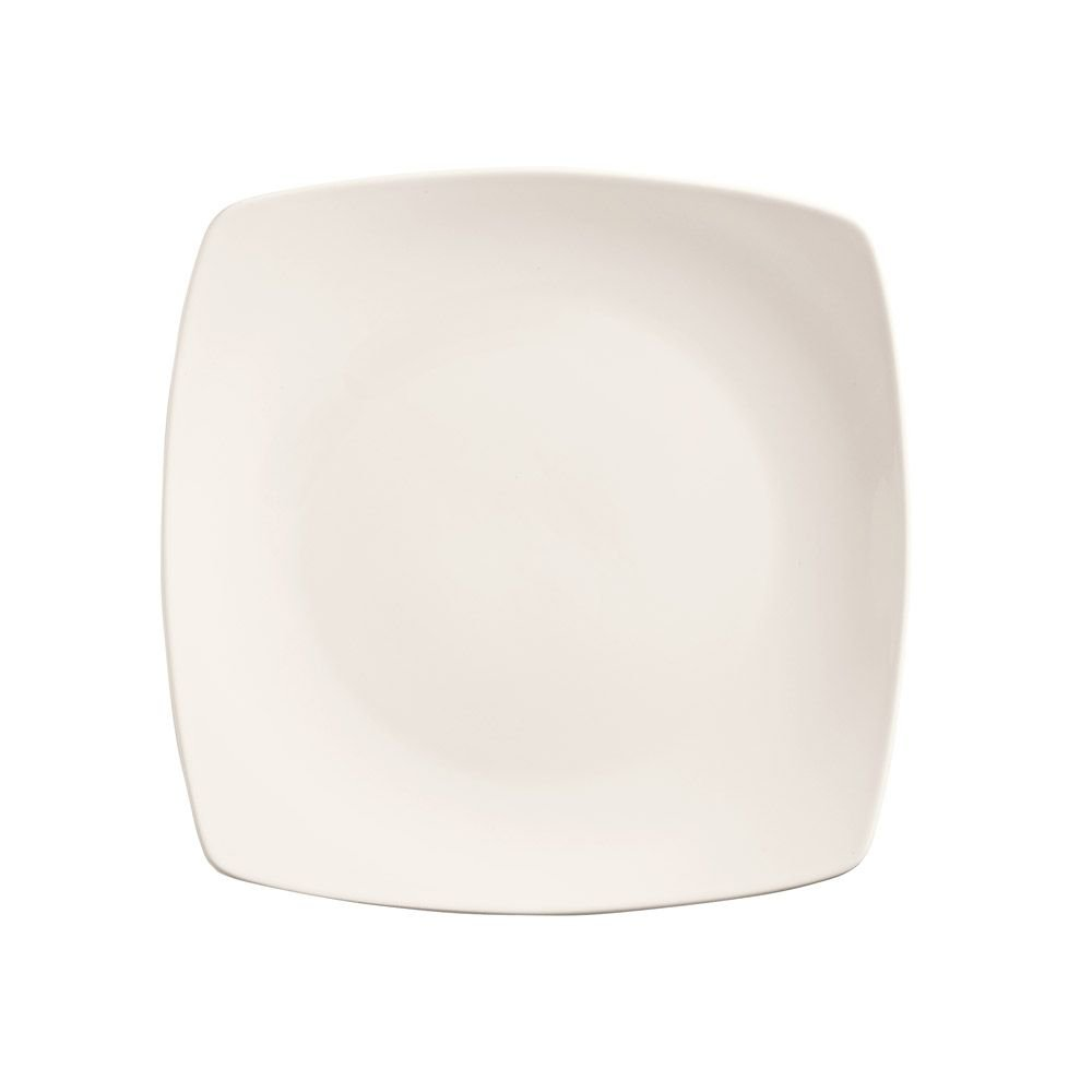 World Tableware 840-463S Porcelana Coupe 8'' Plate - 24 / CS