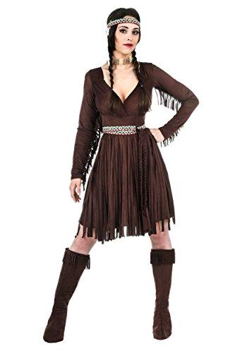 Native American Women Dress - Adult Women's Native American Dress - XL