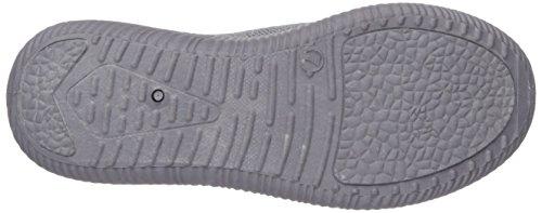 Qupid Femmes Nacara-06 Sneaker Gris Clair