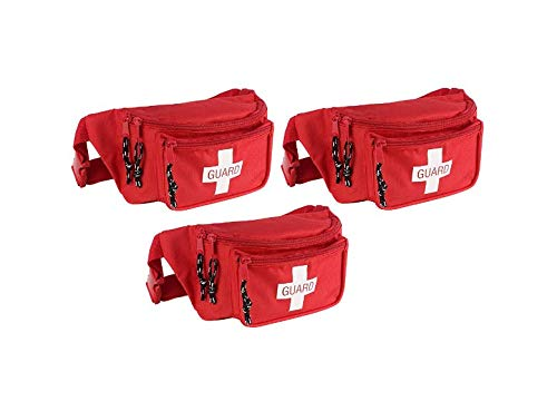 Dealmed Lifeguard Fanny Pack with Logo, E-Z