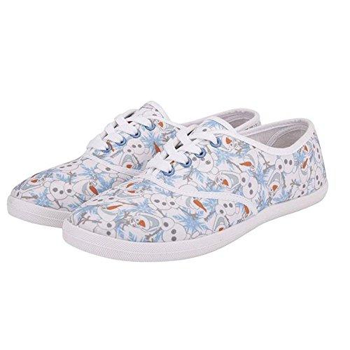 Disney-Womens-FZXJ044-Fashion-Sneaker