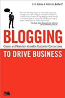 Blogging to Drive Business Front Cover