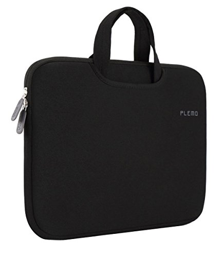 Plemo 15-15.6 Inch Sleeve Laptop Case Lightweight Bag for MacBook Pro/New MacBook/Tablet
