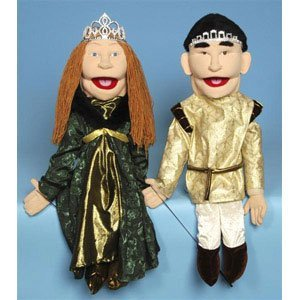 "Amazon.com: Sunny Toys 28"" Prince Full Body Puppet: Toys"