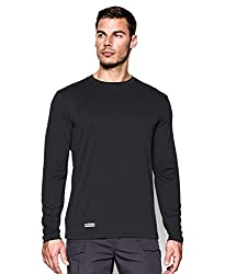 Under Armour Men's Tactical UA Tech Long Sleeve T-Shirt, Desert Sand/None, XXX-Large