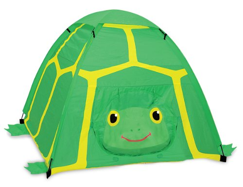 Amazon Lightning Deal 85% claimed: Melissa & Doug Turtle Tent