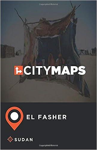 City Maps El Fasher Sudan James McFee 9781545239094 Amazoncom Books