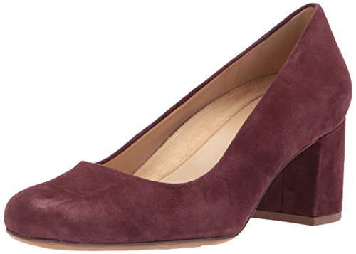 Naturalizer Women's Women's Whitney Bordo Naturalizer Bordo Pumps Whitney Pumps zxq6f1fPw