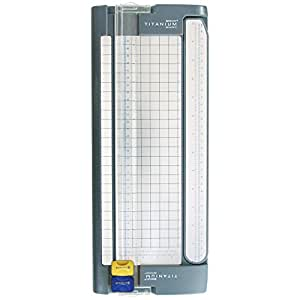 """Westcott Paper Trimmer With Titanium Bonded Cut And Score Blades, 12"""""""