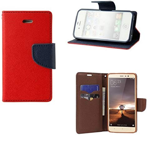 COVERNEW Flip Cover for samsung galaxy e5  Hard Brown