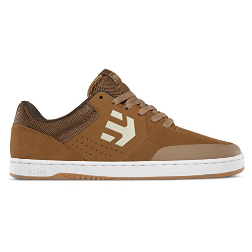 Etnies Men's Marana Brown/White/Gum Athletic Shoe