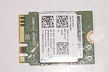 FMS Compatible with 792204-001 Replacement for Hp Wireless 22-A113W