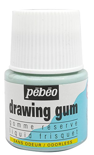 Pebeo 33000 Drawing Gum 45 Milliliter