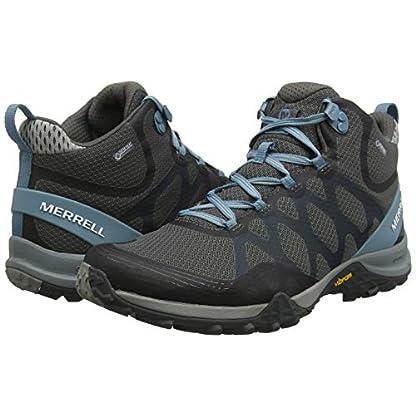 Merrell Women's Siren 3 Mid Gore-tex High Rise Hiking Boots 7