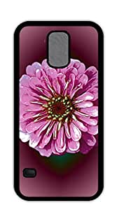 FSKcase? Hand Drawing Floar Hard PC case for galaxy s5