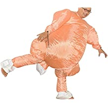 Wecloth Inflatable Roast Turkey Blow Up Full Body Costume Fancy Dress Christmas Thanksgiving Suit
