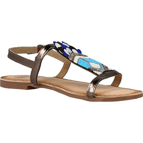Gioseppo Sandals and Slippers for Women, Colour Bronze, Brand, Model Sandals and Slippers for Women 45306G Bronze Bronze