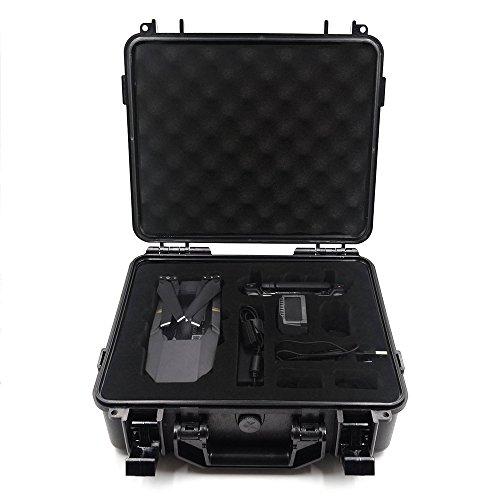 Bangcool Hardshell Carry Case Waterproof Anti-Shock Box Suitcase for DJI Mavic Pro Drone Quadcopter by bangcool