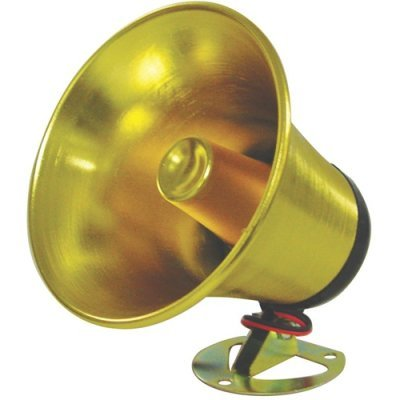 Xxx Ntx5700g 250w Exterior Pa Trumpet Horn With Brushed Brass Finish