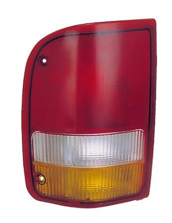 Eagle Eyes FR263-U000L Ford Driver Side Rear Lamp Lens and Housing
