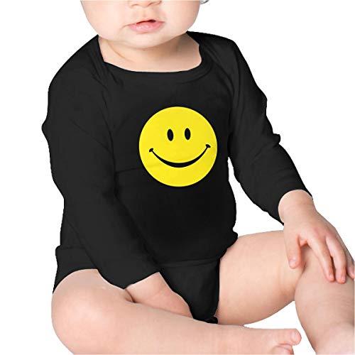 Price comparison product image Pikaqiuleilei Smiley Face Spare Kids Cotton, Long Sleeve Infantile Suit