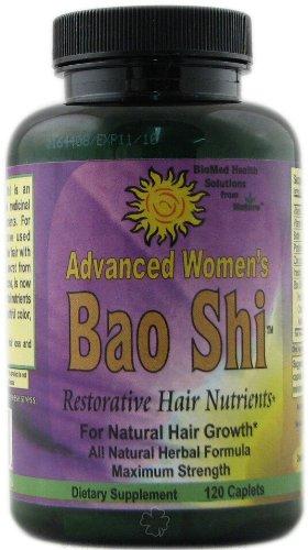 Biomed Health Inc Bao Shi Womens Hair Splmt 120 Cap by Biomed Health