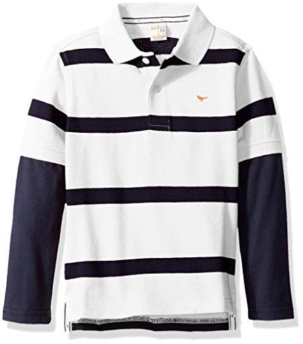 Scout + Ro Boys Polo Two-Fer Shirt
