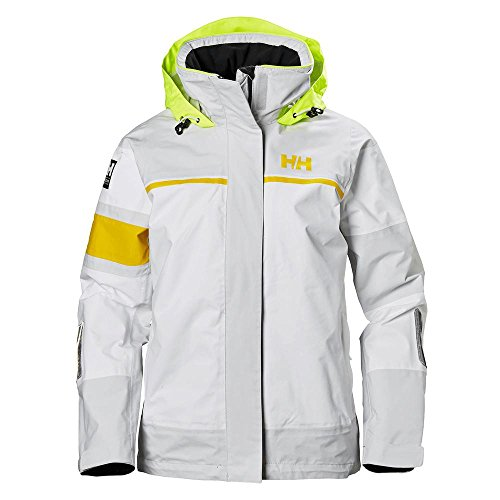 823 Blouson De Helly Salt Light Grisgris Jacket Sport Hansen Femme W SUzMqpV
