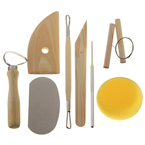 Highmoor 8 Piece Carving and Sculpting Set