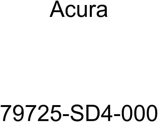 Genuine Acura 79725-SD4-000 Water Outlet Hose