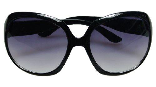 UV retro 400 pour soleil protection noir Lunette de femmes Aw6cq4S0