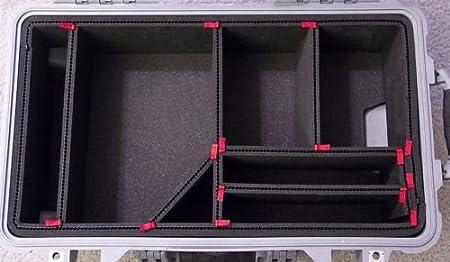Trekpak Schaumstoffeinlage Für Pelican 1510 Hüllen Kamera