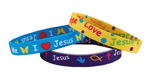 US Gifts Inspirational Bracelet Assortment (3 Asst) - 48/pk