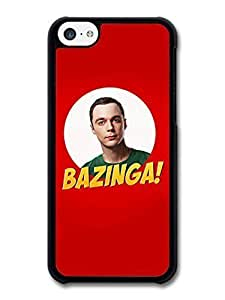 diy phone caseAMAF ? Accessories Big Bang Theory Bazinga Sheldon Cooper case for iphone 6 4.7 inchdiy phone case