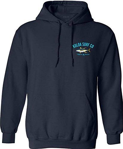 Joe's USA Koloa Surf Yellow Fin Tuna Logo ()